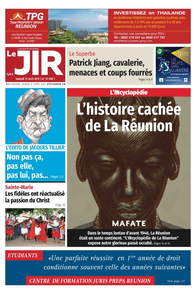 L'Histoire caché de La Réunion
